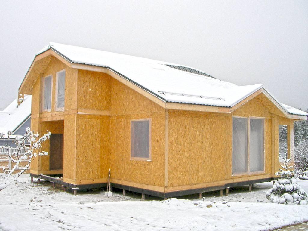 Дома из сип панелей: отзывы владельцев