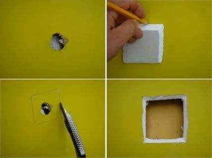 Чем и как заклеить натяжной потолок: возможные виды ремонта, клей, детали на фото и видео