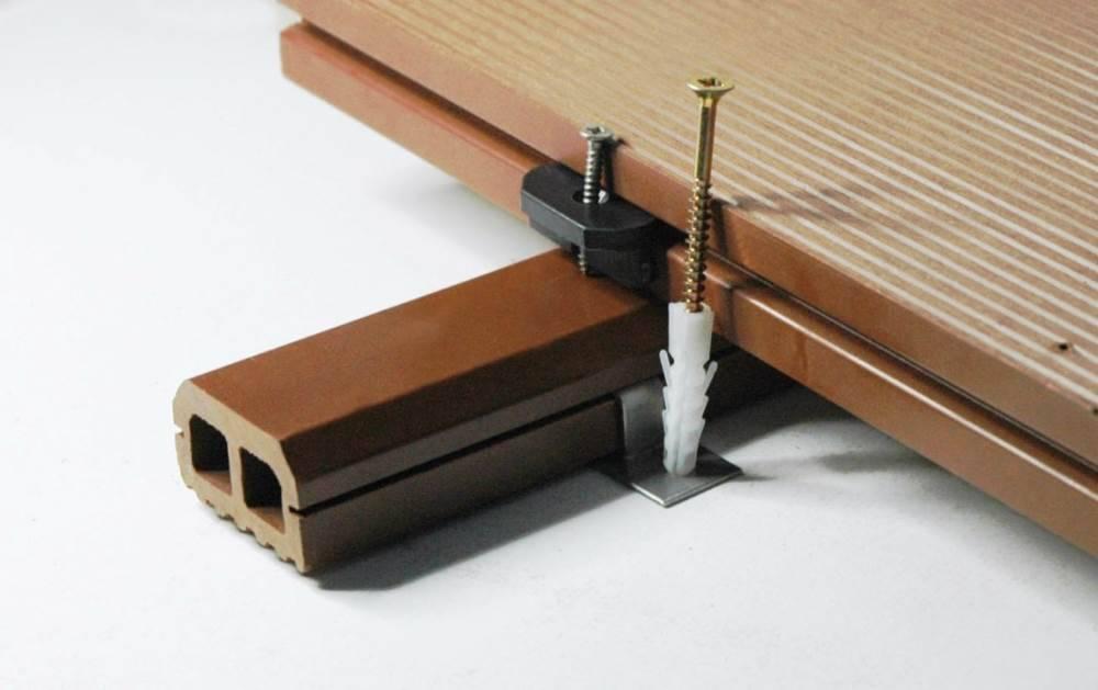 Поэтапный монтаж террасной доски дпк своими руками, советы специалиста