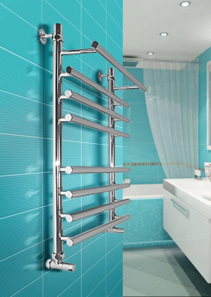 Как выбрать полотенцесушитель для ванной, водяной или электрический