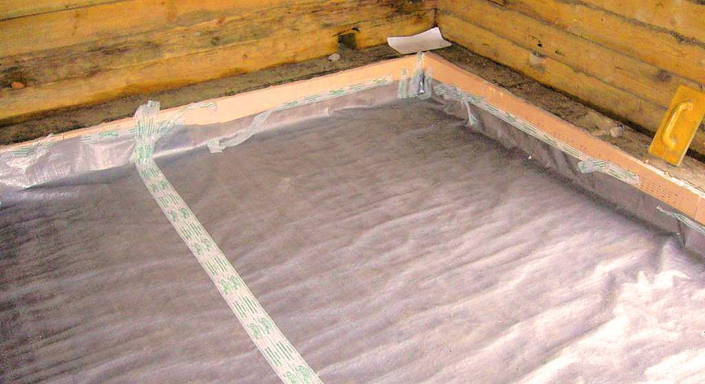 Правильная гидроизоляция пола в деревянном доме – возможные варианты и материалы