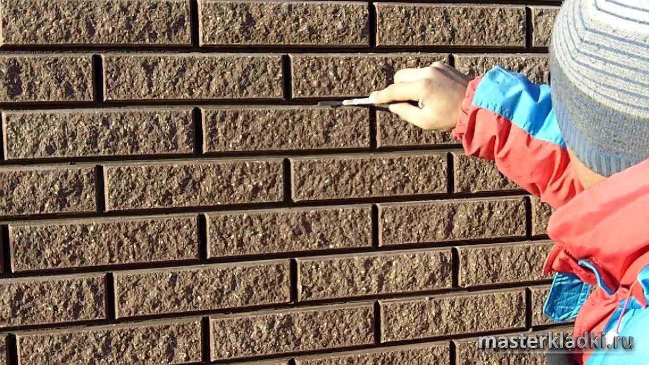 Толщина швов в кирпичной кладке: типы, технология работ, растворы, методы кладки кирпича и соответствие требованиям снипа