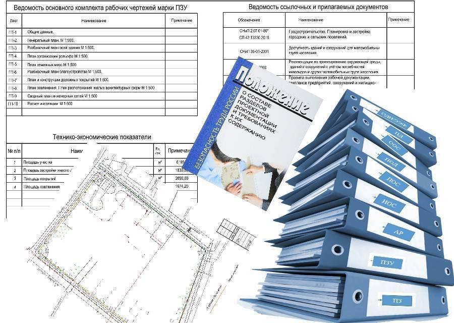 5.3. этапы разработки проектной документации