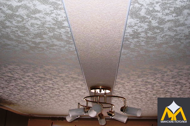 Отличия между натяжным и подвесным потолком