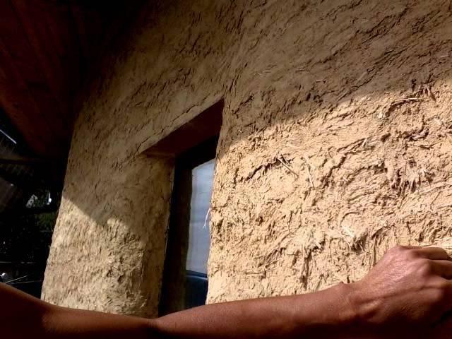 Как построить недорогой дом из самана