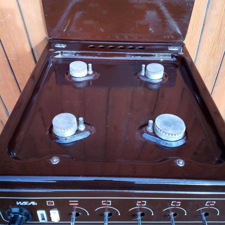 Газовая плита для дачи под баллон - как выбрать на две или четыре конфорки и обзор моделей с ценами