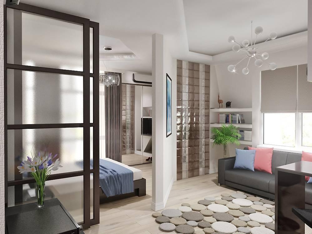 9 советов по дизайну квартиры-студии: интерьер и планировка + фото | строительный блог вити петрова