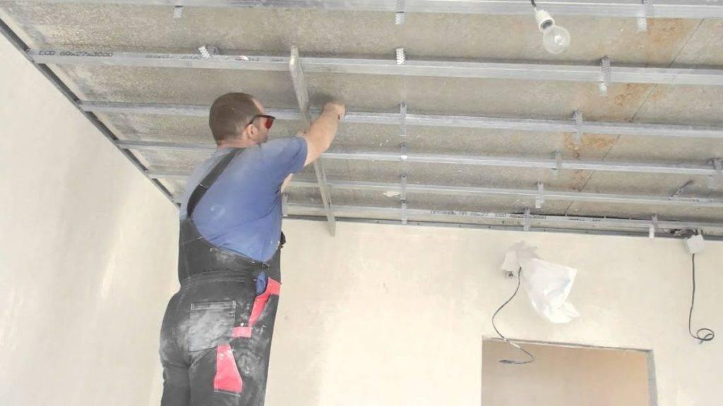 Как снять гипсокартон с потолка так, чтобы использовать повторно?