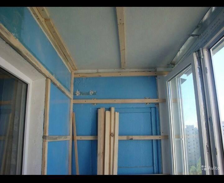 Отделка балкона пластиковыми панелями своими руками: обрешетка, утепление, монтаж