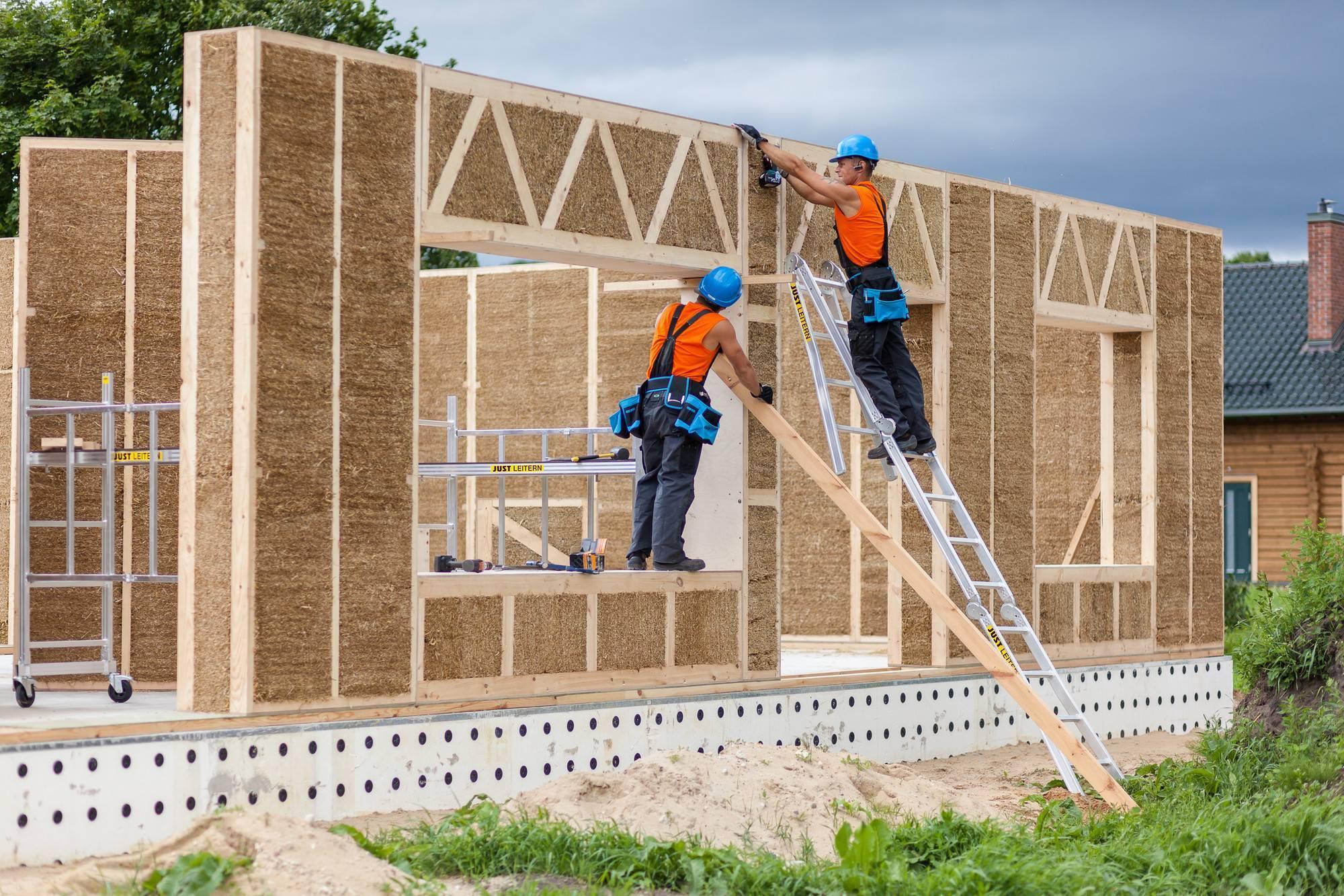 Какие новые и современные технологии применяют в строительстве коттеджей?