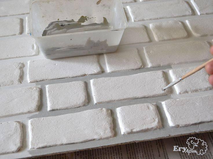 Как сделать кирпич из пенопласта своими руками? takra.ru
