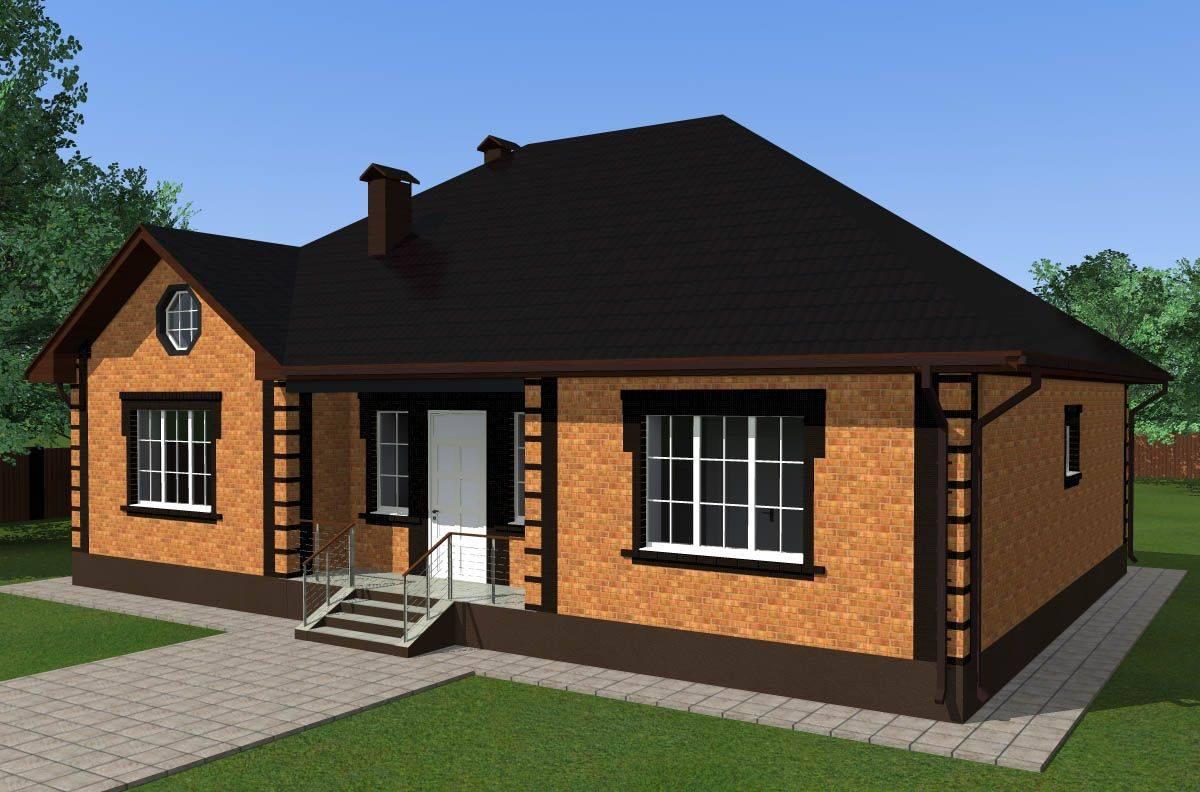 Строительство одноэтажного дома: этапы строительных работ