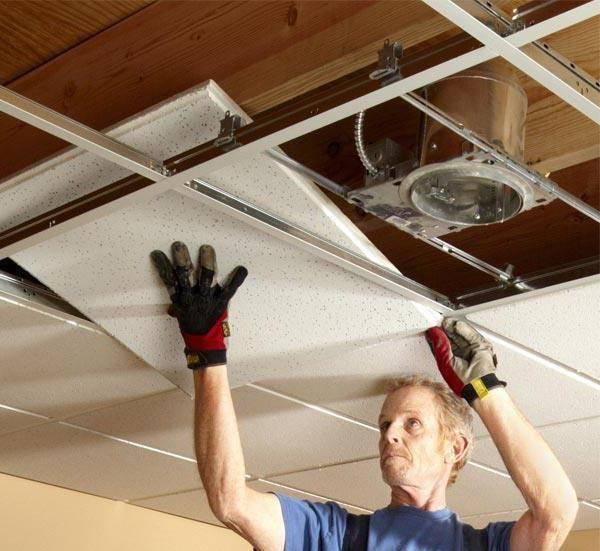 Какой потолок лучше: натяжной или из гипсокартона?