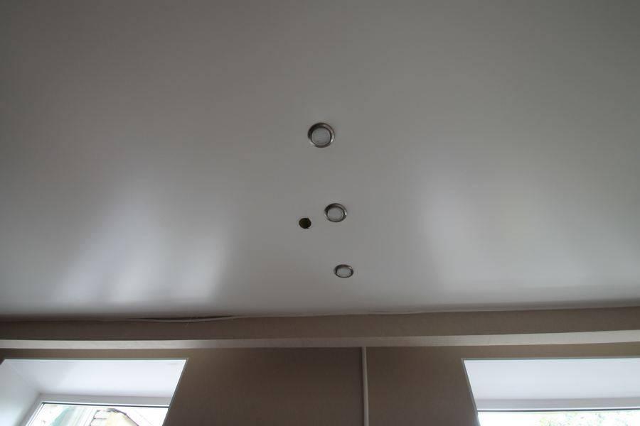 ????замена и ремонт провисшего натяжного потолка в квартире - блог о строительстве