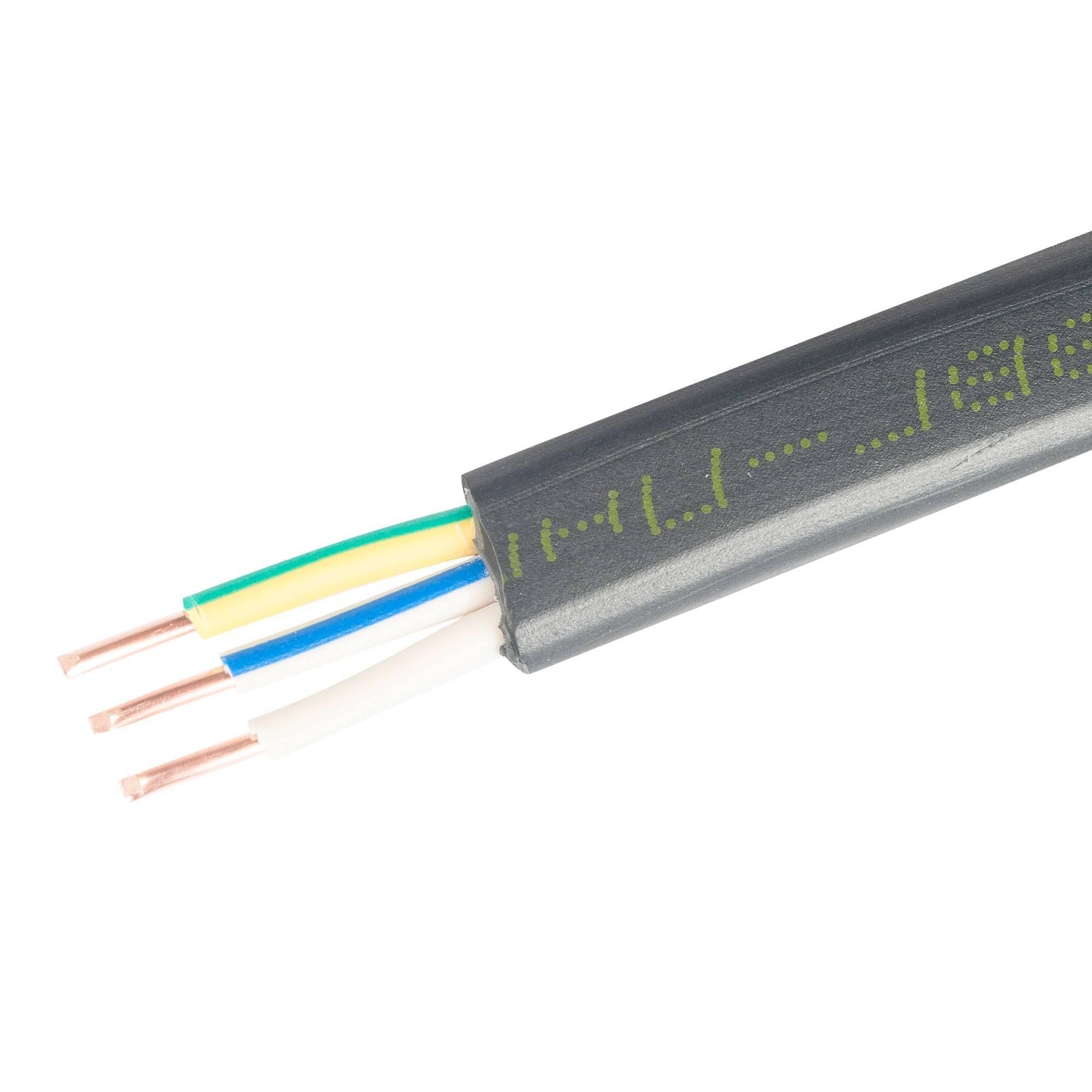 Сравнение кабеля nym и ввгнг — что лучше выбрать?