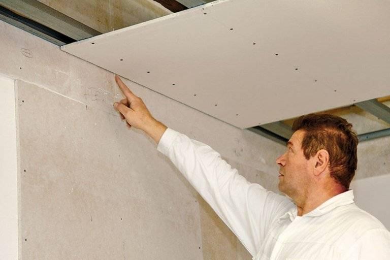 Что лучше — натяжной потолок или гипсокартонный