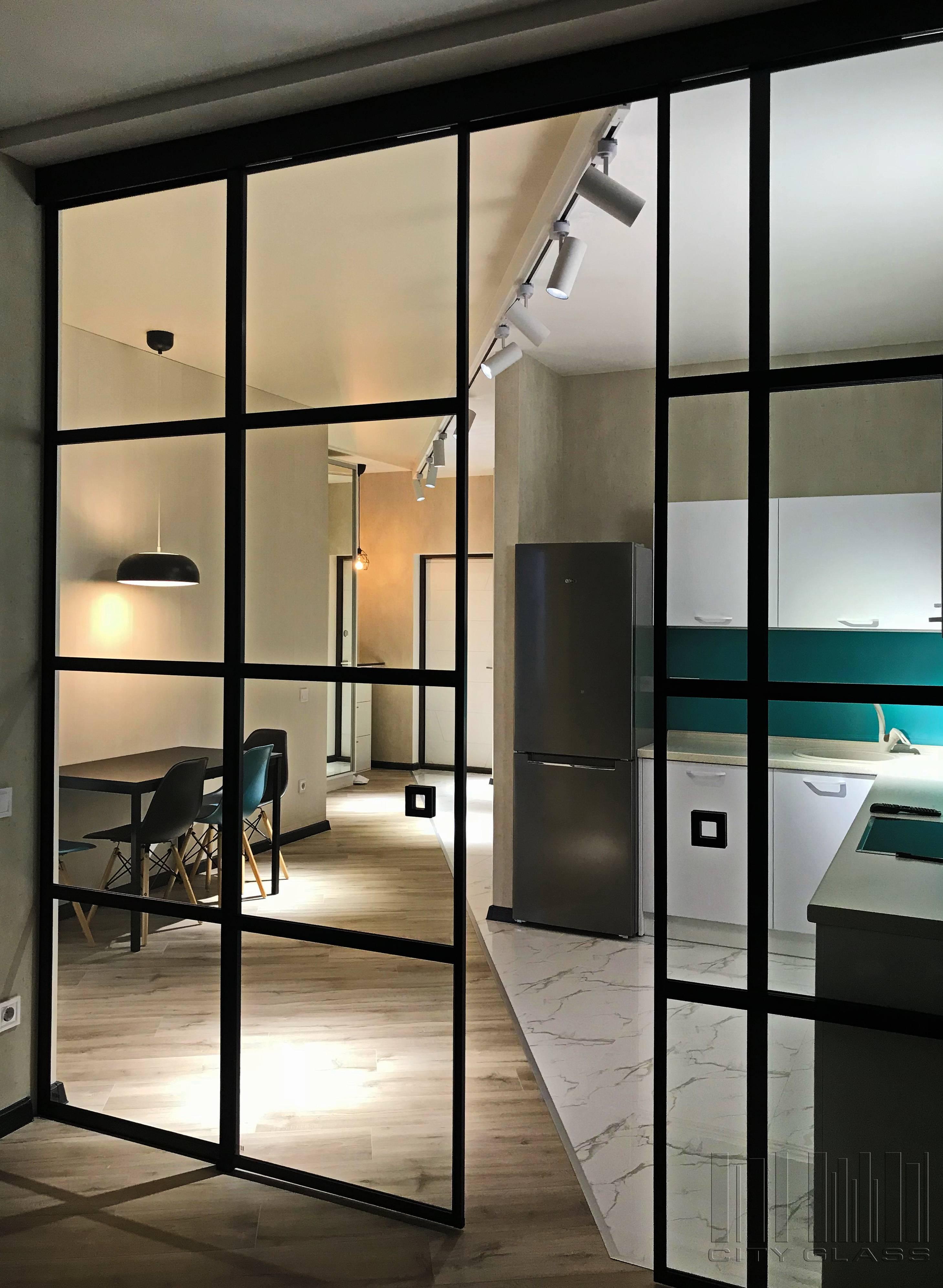 Замеры для изготовления стеклянных конструкций. перегородки из стекла: виды, толщина стекла, монтаж кто выполняет замер проёмов