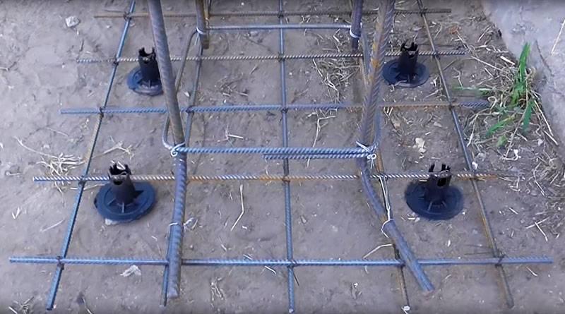 Столбчатый фундамент своими руками: пошаговая инструкция, расчет, армирование
