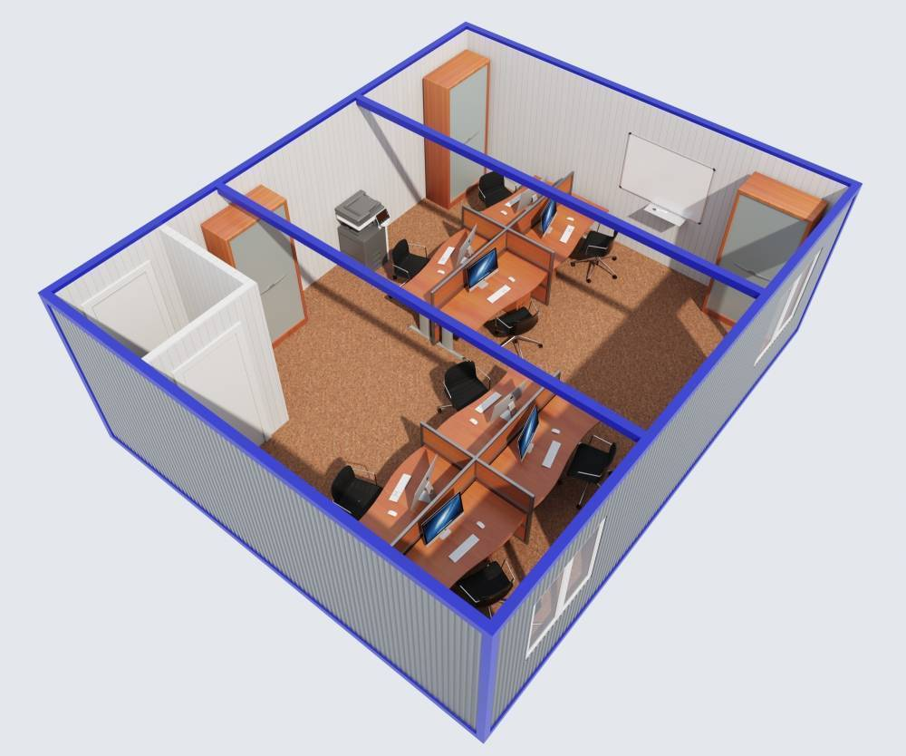 Модульные дома для круглогодичного проживания: реально ли возвести в россии
