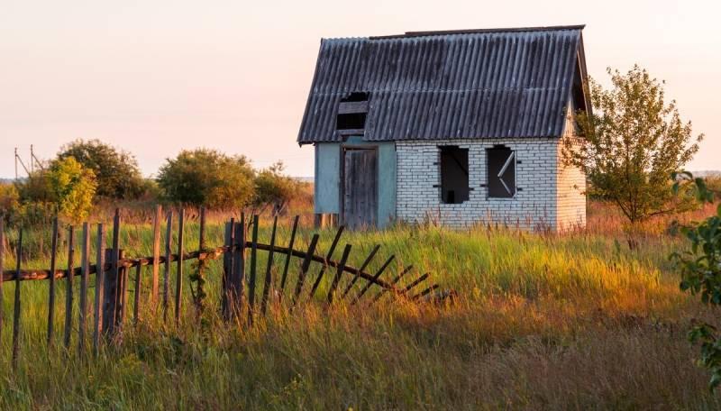 Как оформить в собственность заброшенный земельный участок?