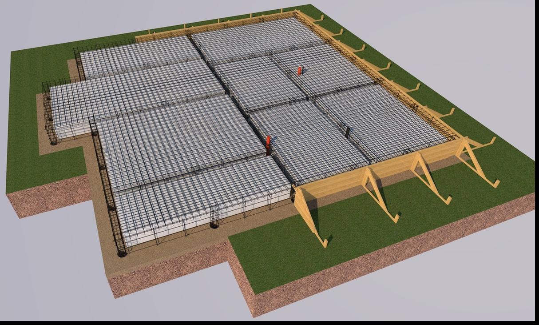 Особенности технологии монолитных бетонных фундаментов
