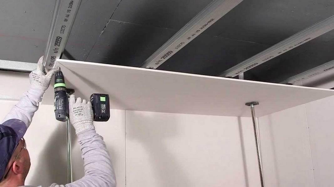 Монтаж пластиковых панелей к стенам и потолкам своими руками