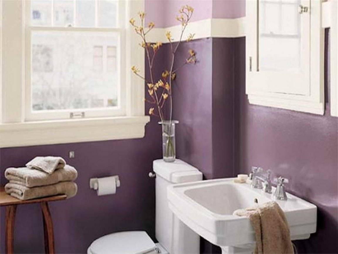 Краска для ванной комнаты: чем покрасить стены в ванной (+ фото)