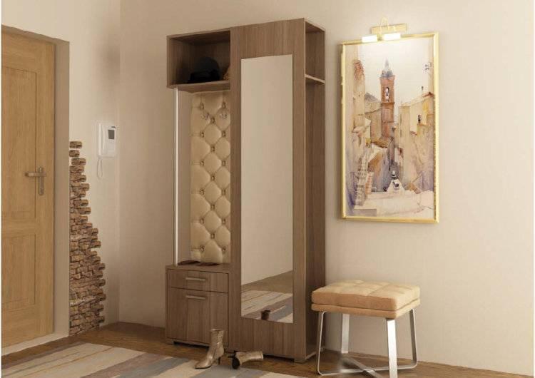 Какие есть варианты мебели для малогабаритной прихожей, фото вариантов