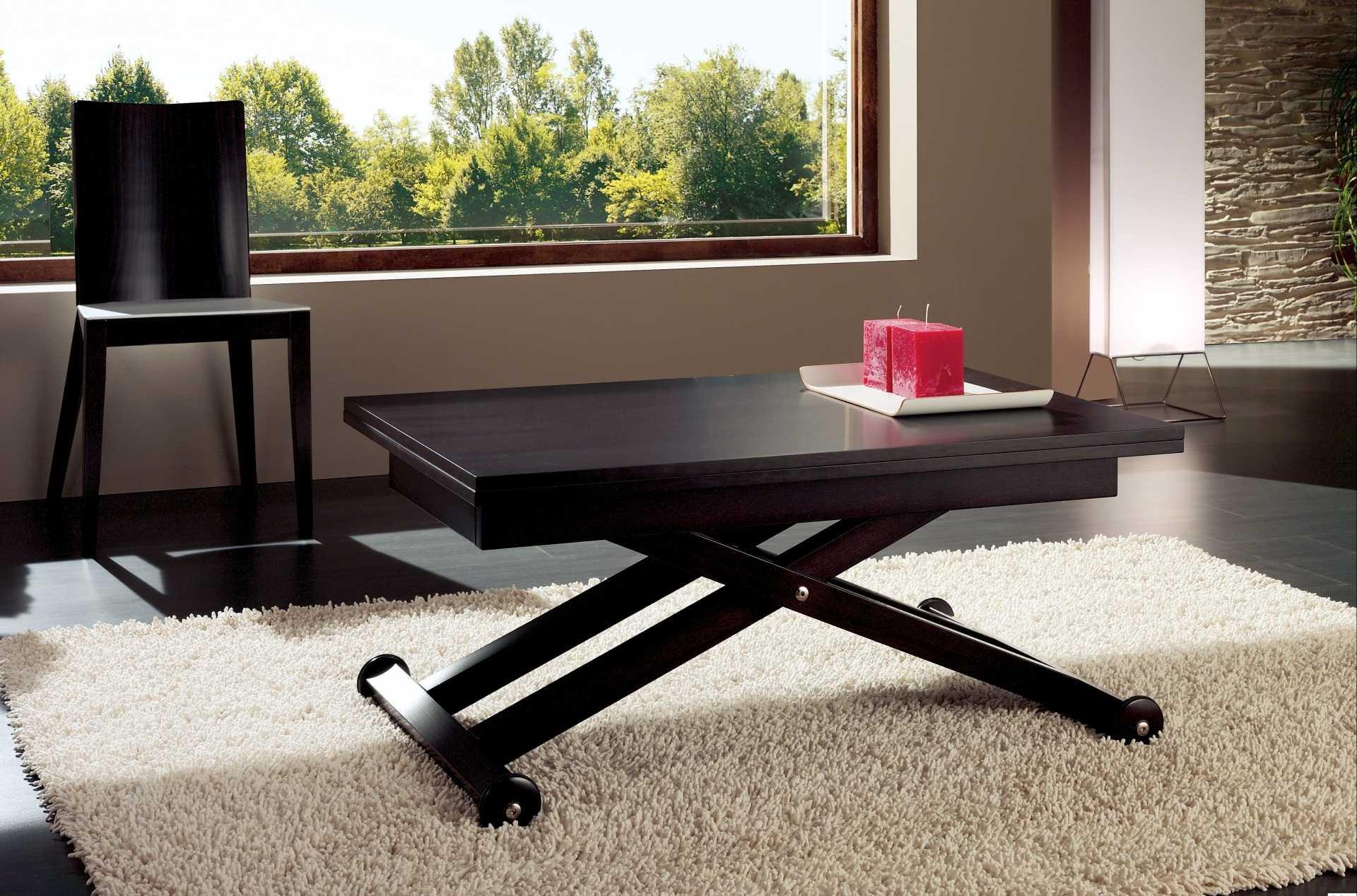 Трансформирующиеся столы — 30 моделей | мебельный журнал - все о мебели