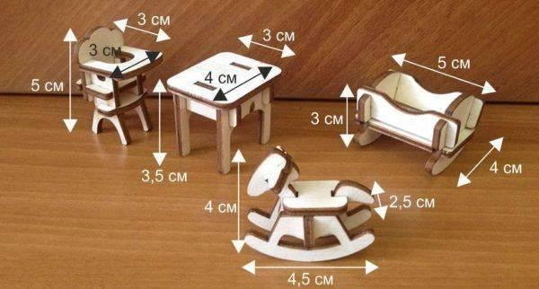 Кукольный домик своими руками: как сделать - схемы, фото, видео