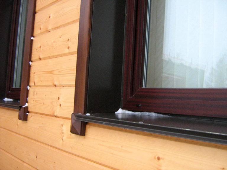 Как установить отливы на окна пластиковые или поставить на деревянные: как правильно сделать своими руками, а также крепить в каркасном доме или снять при демонтаже?