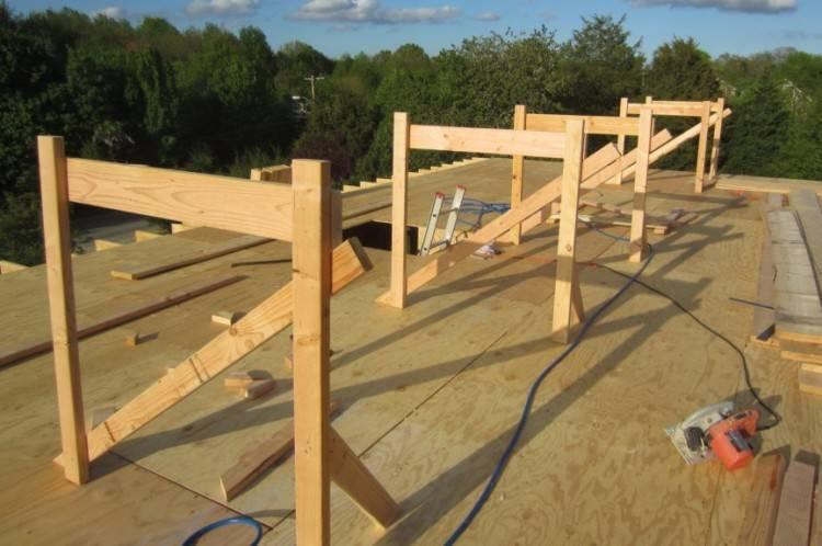 Как сделать строительные леса своими руками – свой дом мечты