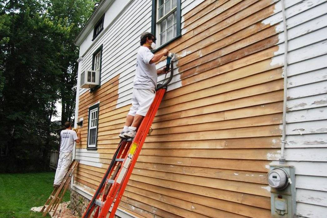 В какой цвет покрасить дом: водбираем правильный оттенок