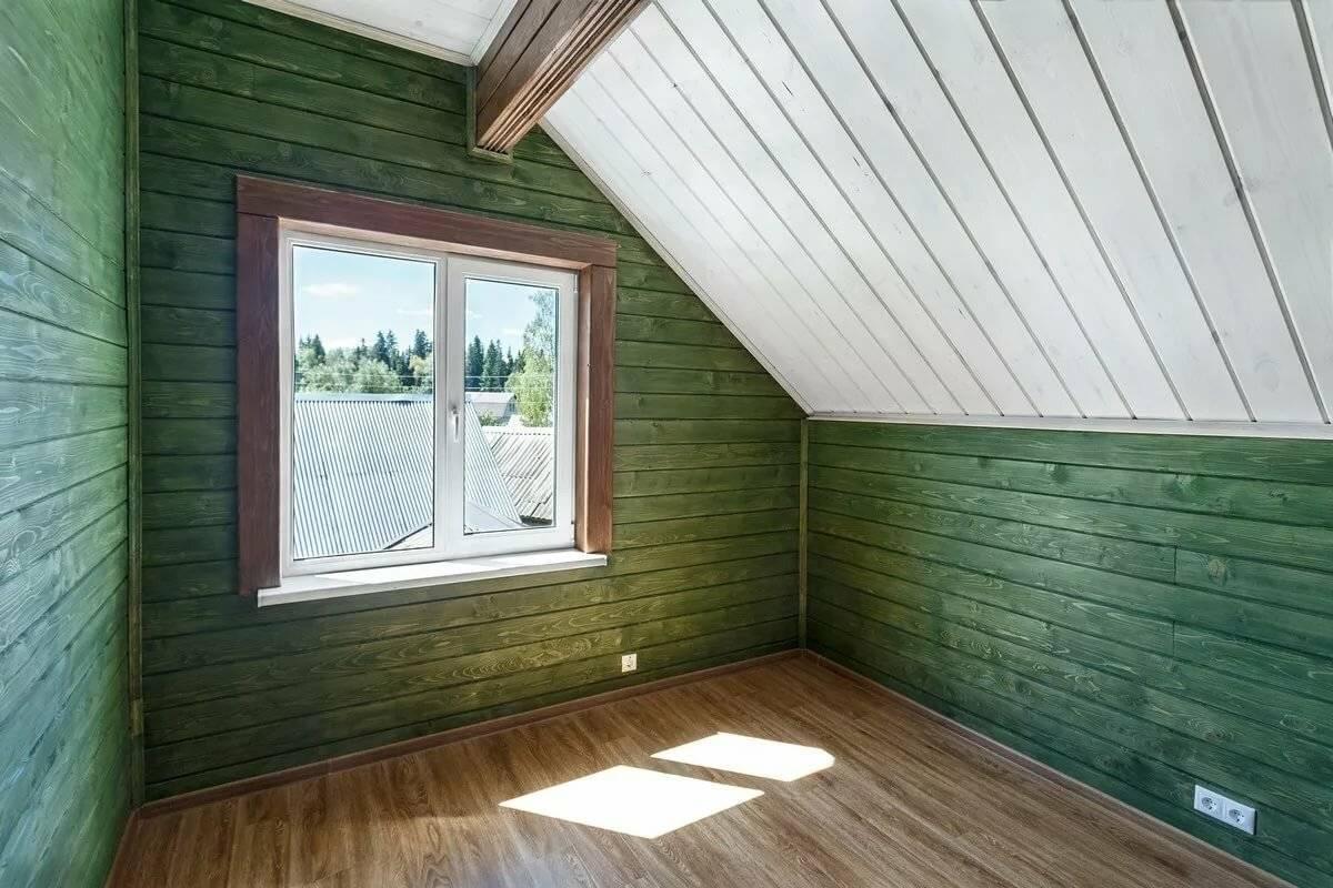 Чем зашить стены в деревянном доме - клуб мастеров