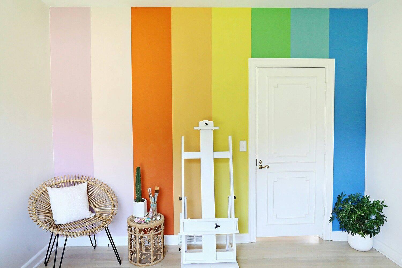 Обои или покраска стен: что дешевле и практичнее