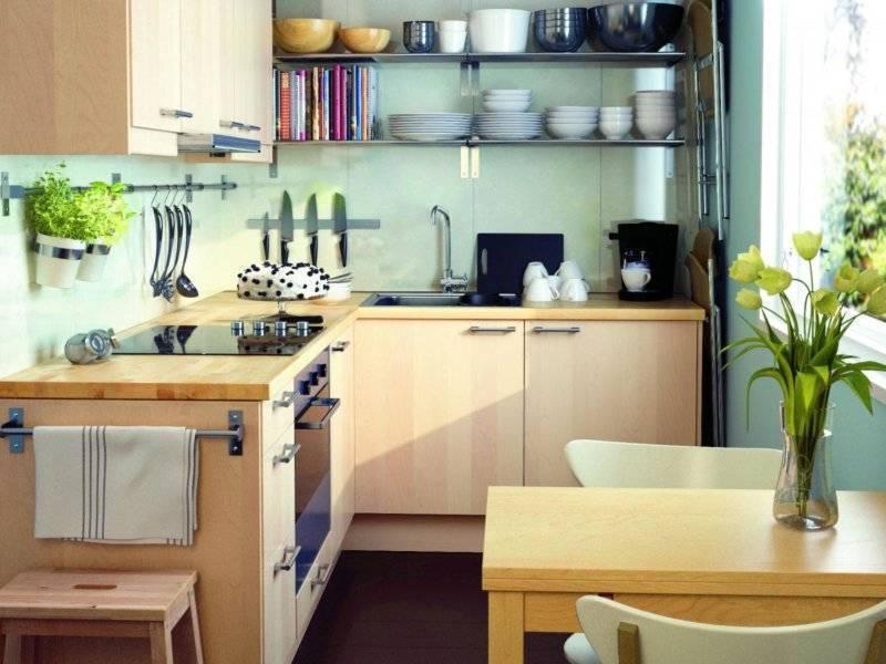 100 лучших идей дизайна: маленькая кухня 2017 на фото