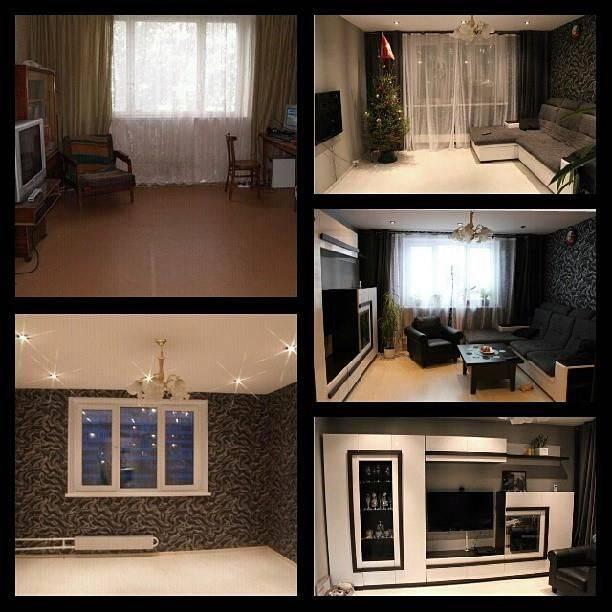 Варианты перепланировки 2-комнатной хрущевки: лучшие способы и фото реальных интерьеров