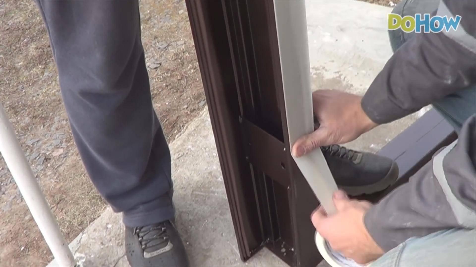 Как регулировать двери пвх - клуб мастеров