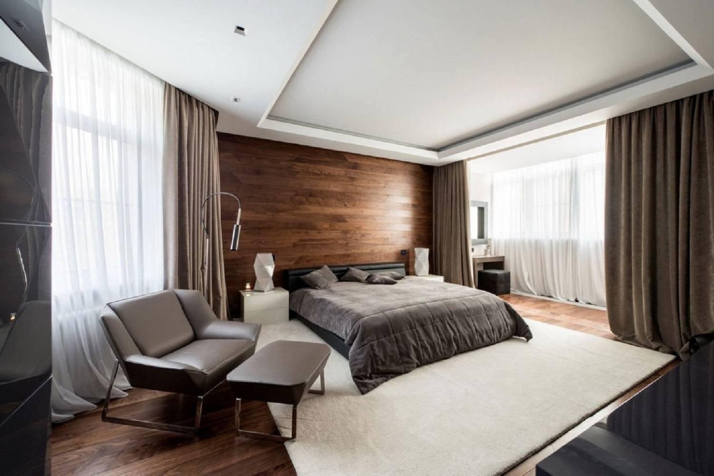 Крепим ламинат на потолок: инструкция и фото интерьеров