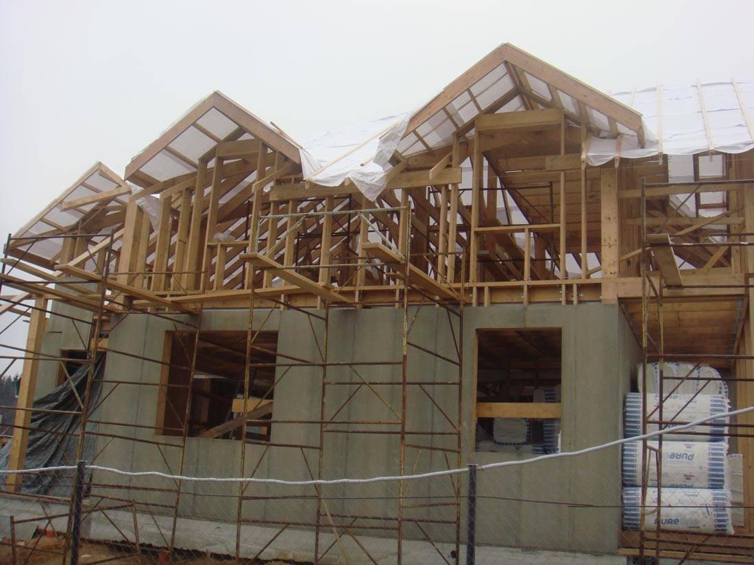 Чем обшить фасад каркасного дома – цсп или osb? - акадомия