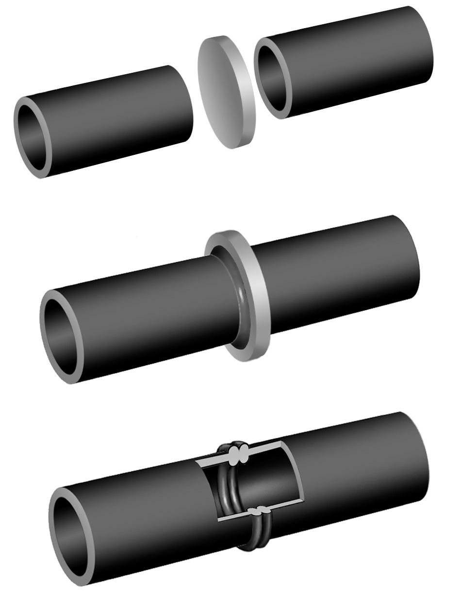 Как соединить полипропиленовые трубы – обзор проверенных способов стыковки