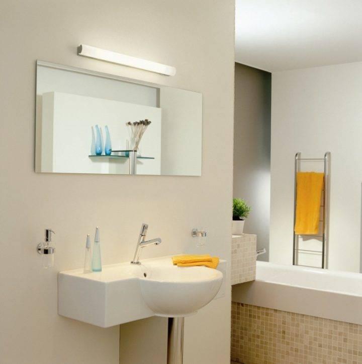 Светильники для ванной комнаты: как выбрать и какие лучше