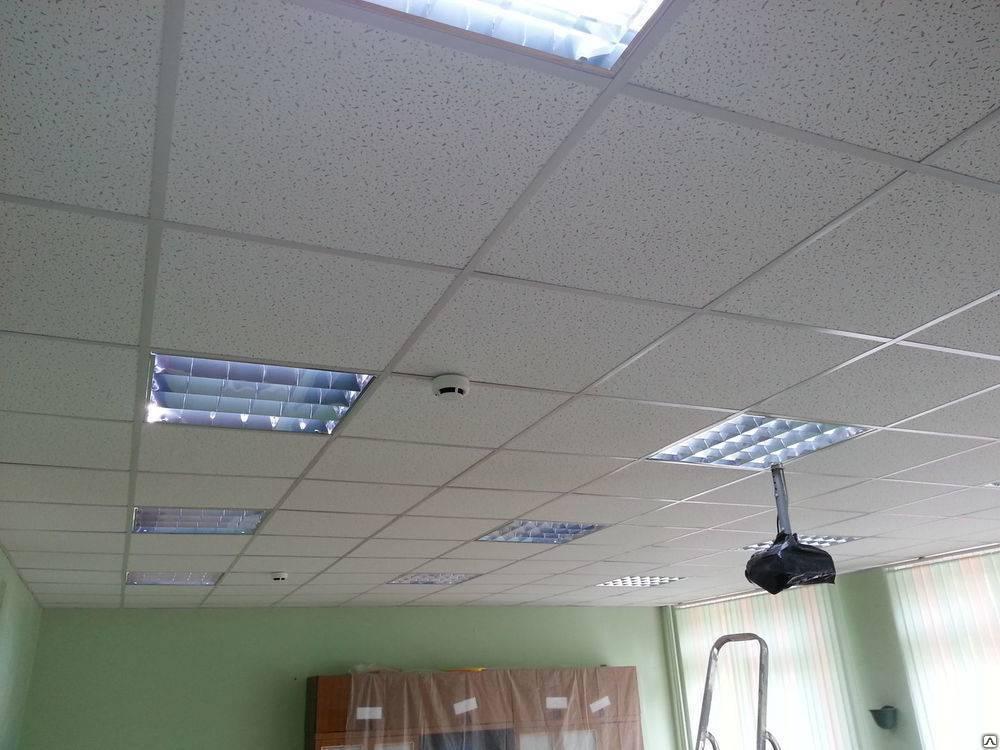 Подвесной потолок армстронг: инструкция по монтажу своими руками