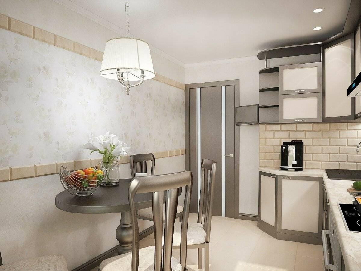 Дизайн кухни 9 кв м - 70 лучших фото идей и проектов интерьера