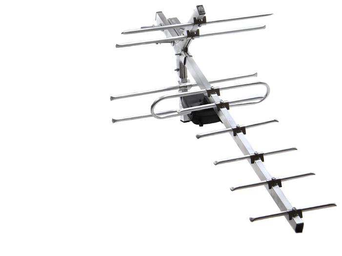 Телевизионная антенна для дачи с усилителем: какую выбрать?