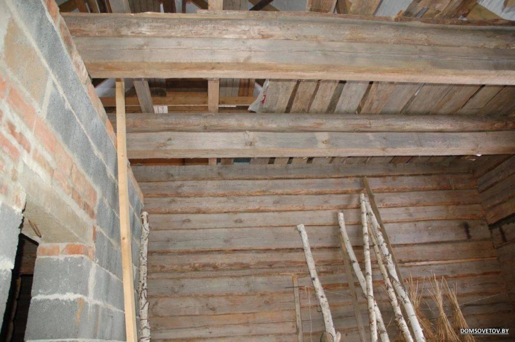 Устройство потолка в частном доме, в зависимости от его высоты, как сделать ремонт своими руками: фото и видео