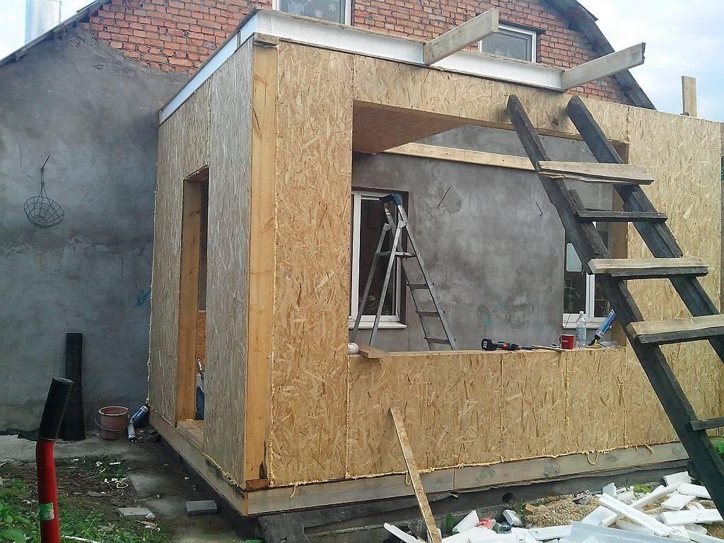 Каркасный дом из сип-панелей своими руками, изготовление сип панелей в домашних условиях – ремонт своими руками на m-stone.ru