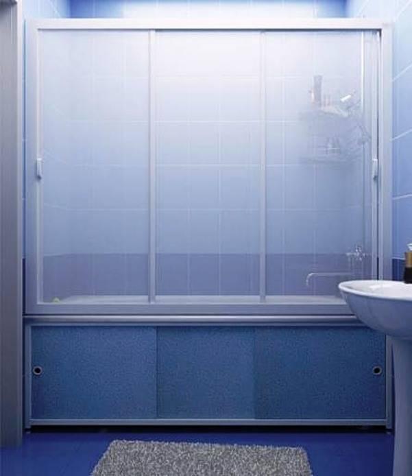 Особенности раздвижных конструкций устанавливаемых на ванну вместо шторки и применяемые на входе в помещение