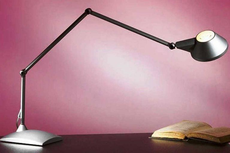 Настольная лампа для рабочего стола – разновидности и критерии выбора