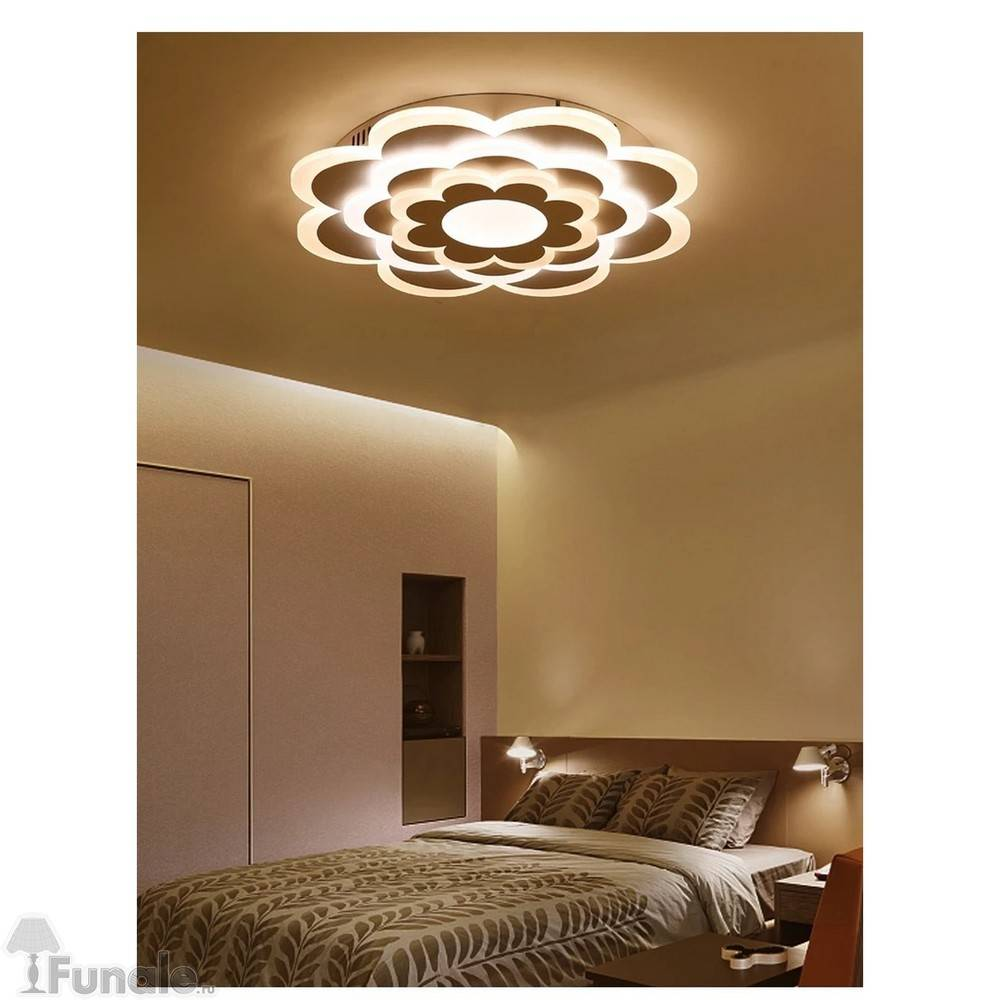 Светодиодные светильники для дома потолочные - как выбрать?